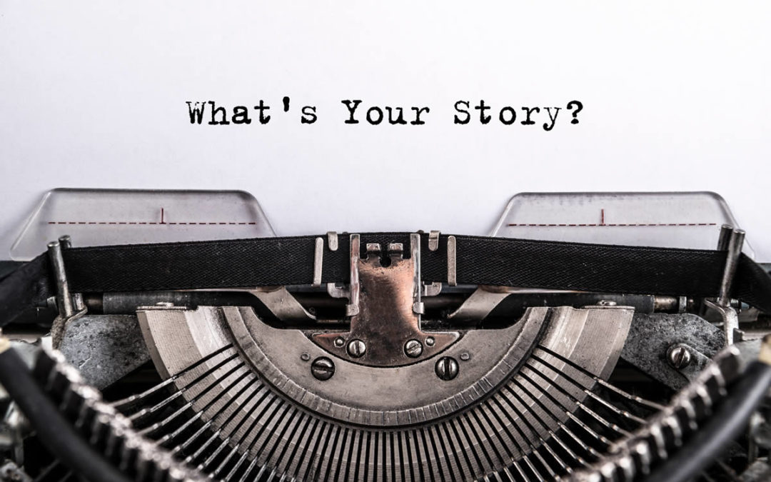 Storytelling – It surrounds us and penetrates us. It binds the world together.