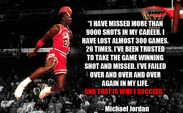 March Madness! Be Like Mike.